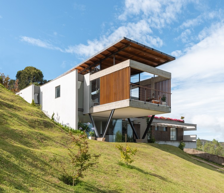 Residencia TKN / OTP Arquitetura, © Guilherme Pucci