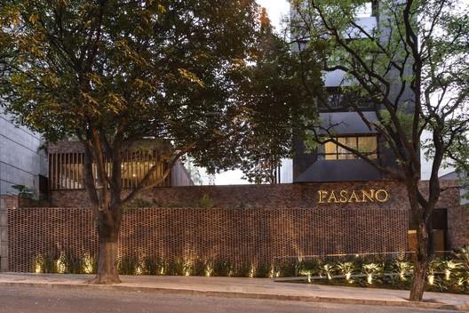 Hotel Fasano BH / Bernardes Arquitetura