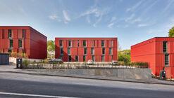 Variowohnen Wuppertal Student Housing / ACMS Architekten