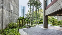 Renovação do Térreo do Condomínio São Luiz / Perkins&Will