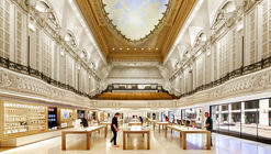 Apple Tower Theatre  / Foster + Partners