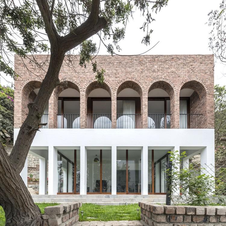 Casa Lava / Martín Dulanto Sangalli, © Renzo Rebagliati