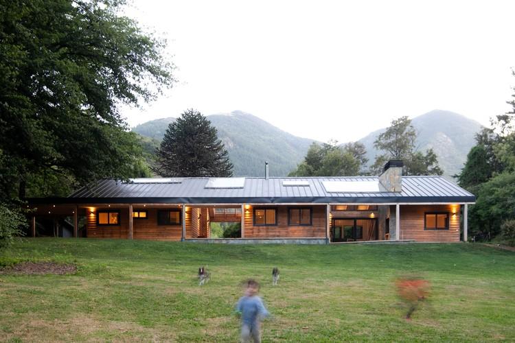 Casa Zaguán / EstudioFES + EV Arquitectos, Cortesía de Fernando Fernandez / Jose Tomas Schmidt