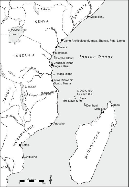 Southeast coast of Africa.  Image © Matthew Pawlowicz