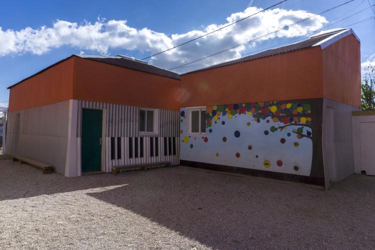 Jarahieh Refugee School / CatalyticAction. Courtesy of CatalyticAction
