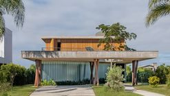 Casa Ananda / Stemmer Rodrigues Arquitetura