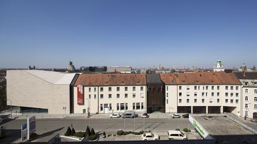Museu Sudetendeutsches / pmp architekten