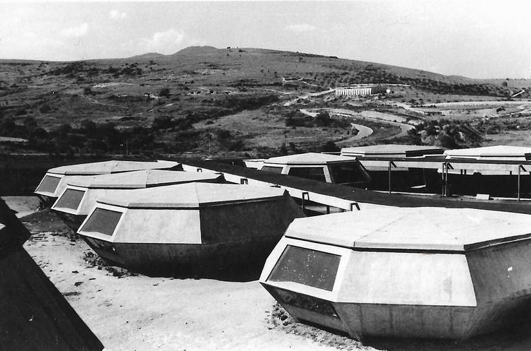 Martín L. Gutiérrez (1927-2020): 65 años entre la práctica y la docencia de la arquitectura en México, Colegio Cristóbal Colón. Image © Archivo Martín L. Gutiérrez Martínez