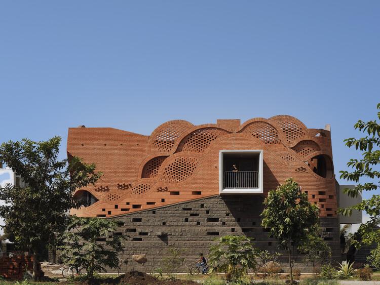 Casa Gadi / PMA madhushala, © Hemant Patil