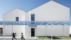 Escola Básica de São Bernardo / ARTE TECTóNiCA
