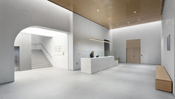 Athens Olympic Museum / KLab architecture + MULO creative Lab