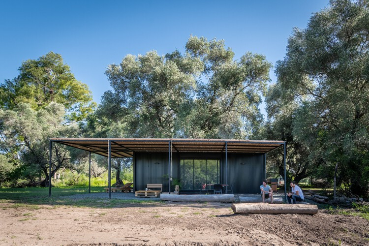 Módulos Habitables / SET Ideas, © Gonzalo Viramonte