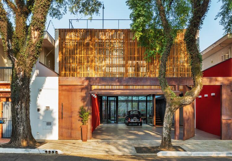 Casa na Rua Ceuta / ARQLAB. Image © Nelson Kon