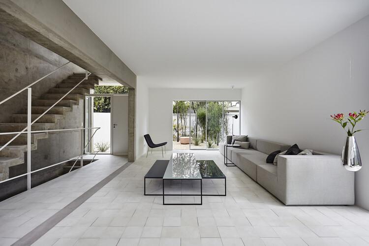 Residência Bento Noronha / Metro Arquitetos. Image © Ilana Bessler