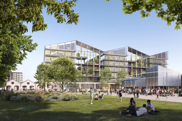 SOM projetará vila olímpica para os jogos de Milão Cortina 2026, © SOM | Pixelflakes