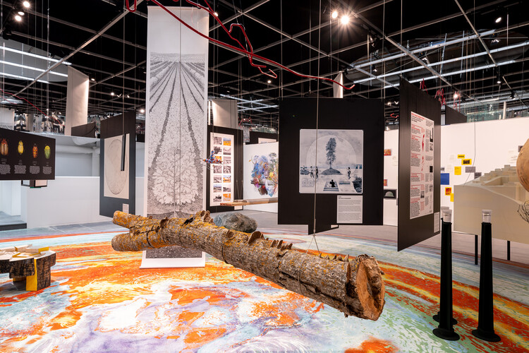 More from the 2021 Venice Architecture Biennale Exhibitions, Courtesy of Studio Other Spaces
