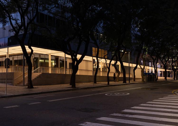 Edificio D605 / BAAS Arquitectura, © Oriol Gómez Studio