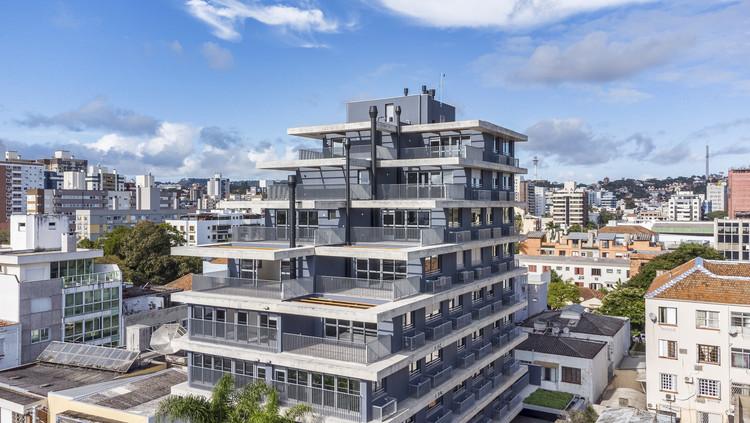 Edifício Residencial iO Menino Deus / OSPA, © Alcindo Dedavid