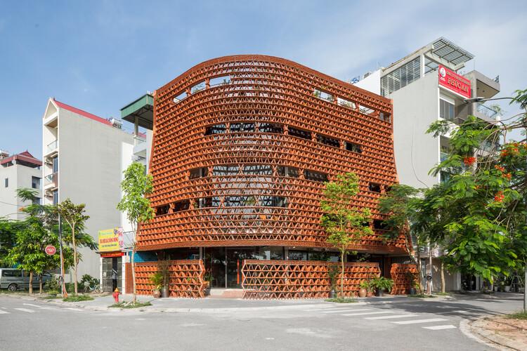 Espaço Coletivo Ngói / H&P Architects, © Le Minh Hoang