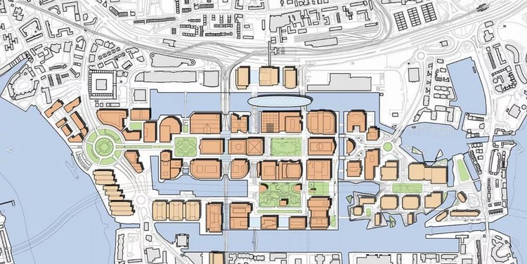 Canary Wharf Masterplan