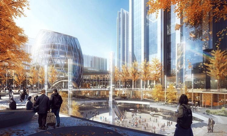 Beijing Lize CBD Planning