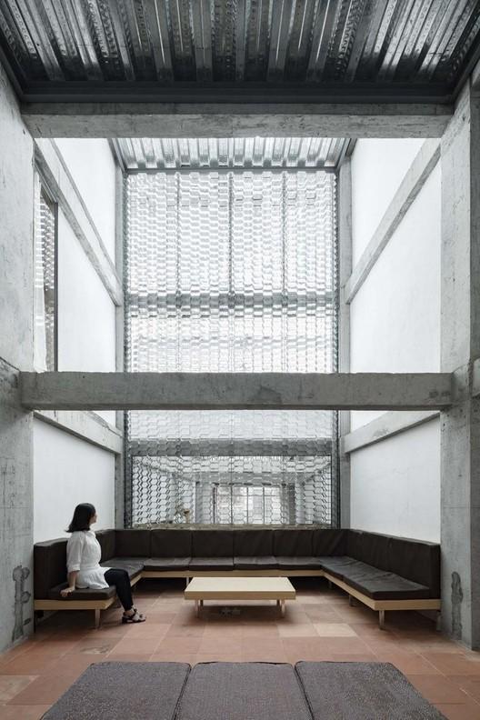 Hotel Far & Near Nanhao St. / kooo architects. Image © Keishin Horikoshi /SS