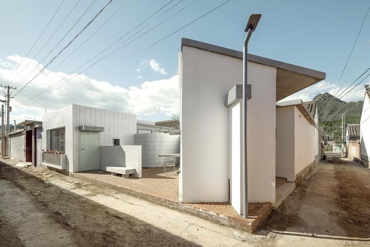 Home + Homestay / AML Design studio. Image © Weiqi Jin