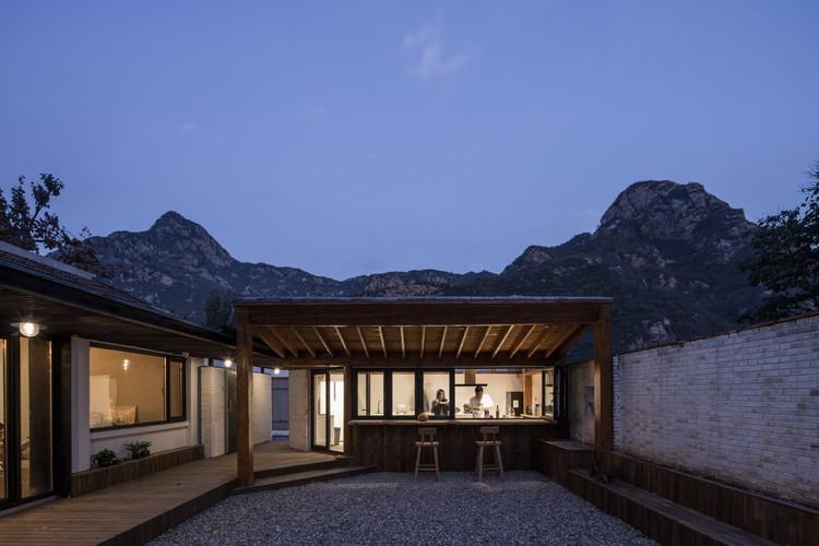 Yi She Mountain Inn. / DL Atelier. Image © Sun Haiting