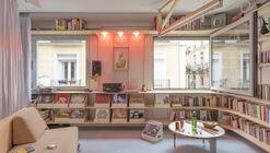 Un piso mudante / Husos Architects