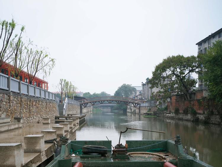 мост.  Изображение © Сюй Чжан