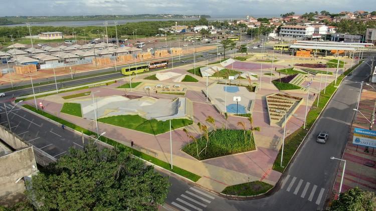 Terminal Rodoviário e Requalificação Urbana em São Luís / Natureza Urbana, © Meireles Junior