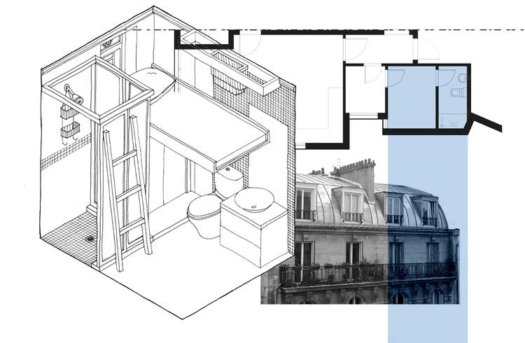 Entre sótanos y bodegas: la dispar evolución del espacio para los empleados domésticos, © ArchDaily