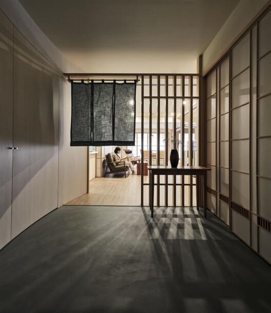 The House of Mokkun / Residential interior