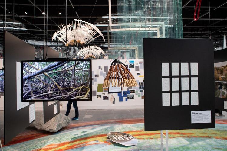 Atelier Marko Brajovic explora raízes de manguezais em instalação na Bienal de Veneza 2021, Cortesia de Atelier Marko Brajovic