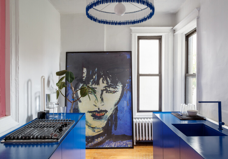 Apartment in New York / Crosby Studios. Image © Mikhail Loskutov