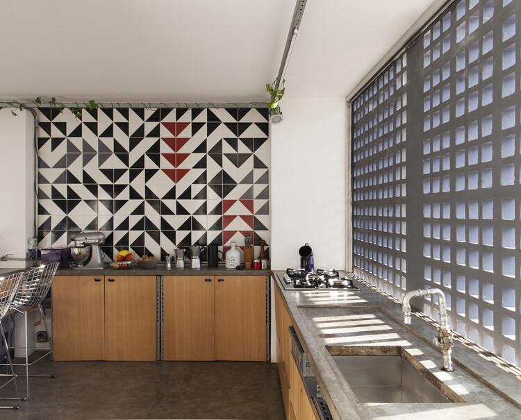 Apartamento Itu / SuperLimão Studio. Image © Maíra Acayaba