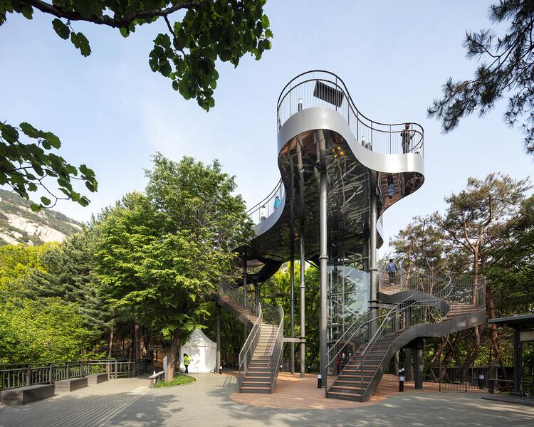 Imagination Circle / UnSangDong Architects, © Namgoong Sun