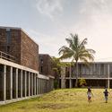 Centro Comunitario Los Chocolates / Taller de Arquitectura Mauricio Rocha + Gabriela Carrillo.  Imagen © Rafael Gamo
