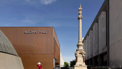 Alloway Hall Expansion & Renewal / Stantec Architecture