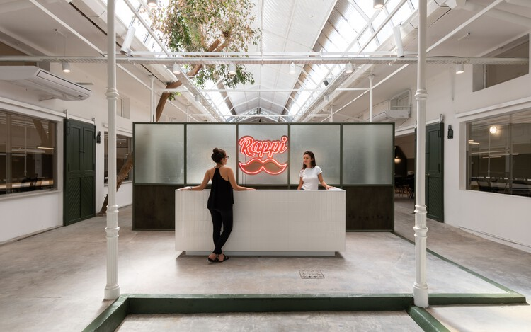 Oficinas Rappi Argentina / Octava Arquitectura, © Gonzalo Viramonte