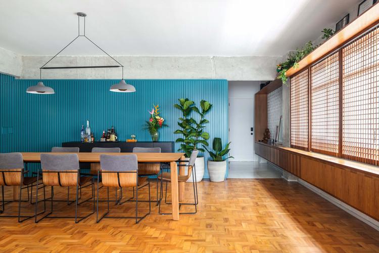 Apartamento do Gabriel e da Juliana / INÁ Arquitetura, © Maura Mello