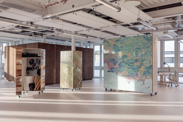Interiores da Escola Camondo Méditerrannée / Emilieu Studio, © Antoine Huot