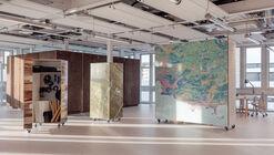Camondo Méditerrannée School Interior / Emilieu Studio