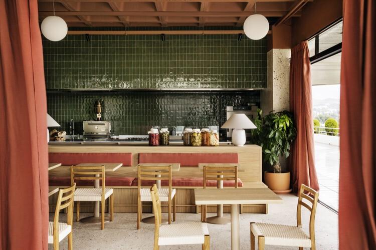 Bar Paisana / Febrero Studio, © Germán Saiz