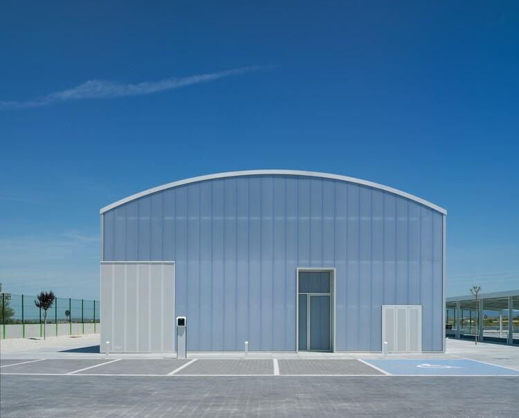 Oficinas centrales y espacio expositivo Montalbán y Rodríguez  / MCEA   Arquitectura, © David Frutos Fotografía de Arquitectura