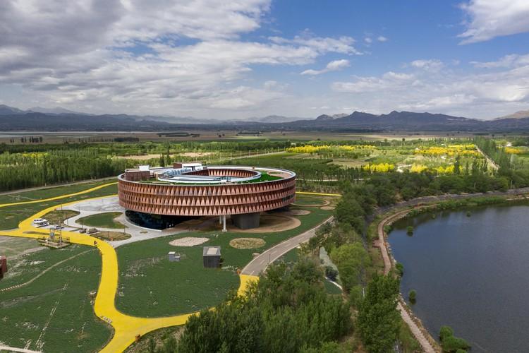Museu Wetland em Huailai / Tenio, © AWESOME