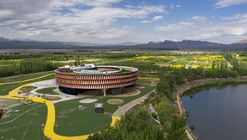 Museu Wetland em Huailai / Tenio