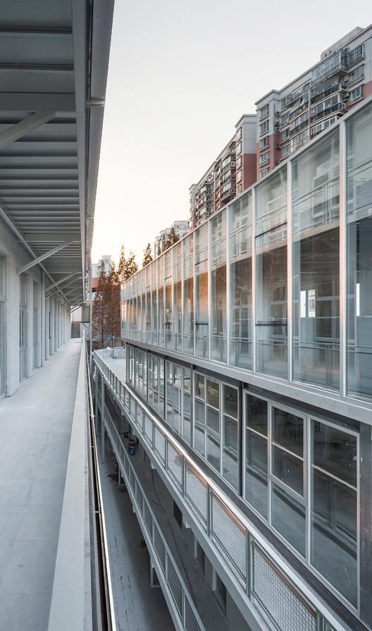 north side corridors. Image © Bowen Hou