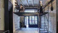 Radio Garage / studio architecture & design O.M.SHUMELDA