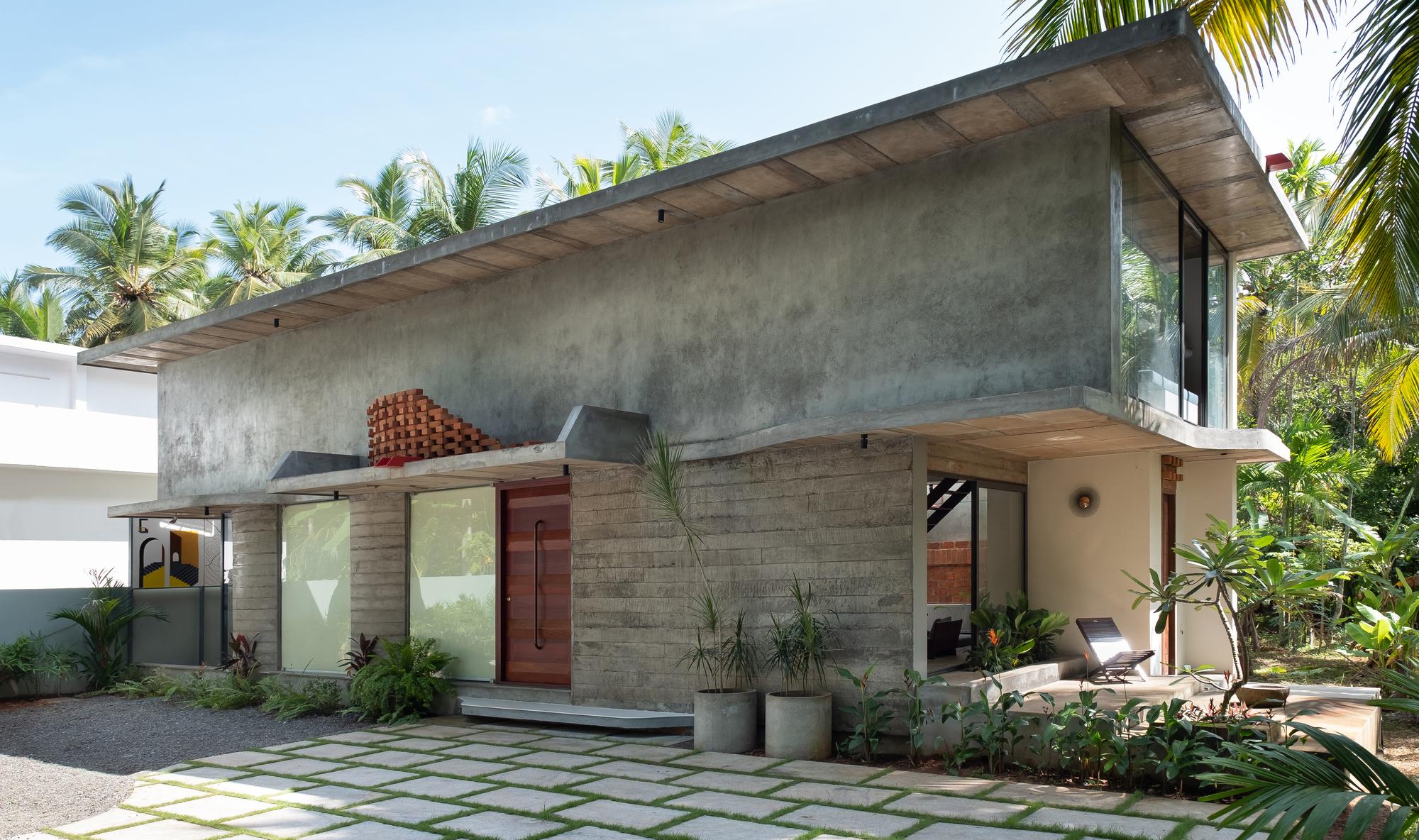 The Violet Office / Nestcraft Architecture